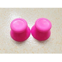 3CLeader Analogue Thumbsticks Thumb stick Joysticks for Xbox One Controller Color hot pink x 2