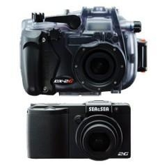 China SEA & SEA DX-2G Camera and Housing Set (included Charger and Battery) on sale