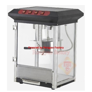 China RY- ET-POP6E-B Small Red popcorn machine Popcorn Popper popcorn machine on sale