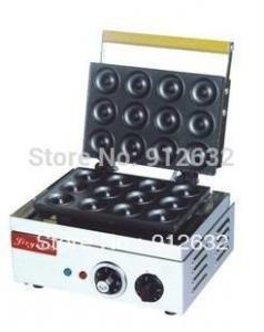 China 12 pcs/time, Donut maker, donuts making machine, Manual donut machine on sale