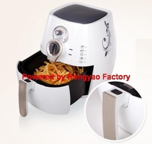 China Russia Sale Household Electric Air Fryer Without oil Multifunctional Potatoes Chips/Food Fryer on sale