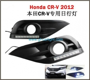China Exact Fit 8-LED High Power LED Daytime Running Lights For 20 on sale