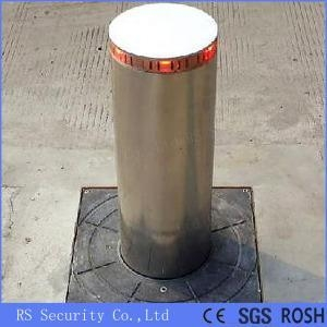 China Stainless Steel Automatic Road Hydraulic Rising Bollards on sale
