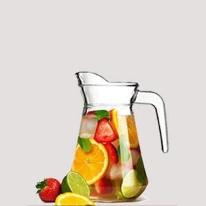 China Glass pitcher/jar on sale