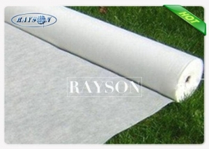 China Breathable PP Spunbond Non Woven Fabric Control Kill Weeds In Garden , Biodegradable Mulch Film on sale