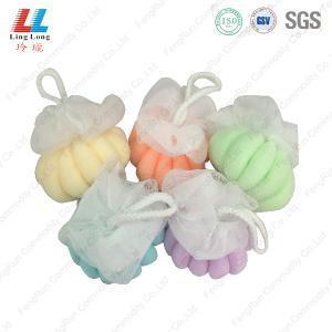 China New style pumpkin sponge ball on sale