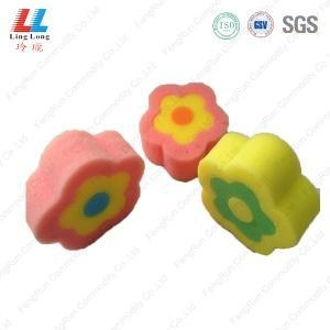 China Three mix sponge flower style item on sale
