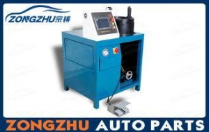 China Easy Operating Manual Hydraulic Hose Crimping Machine For Air Suspension Repair Kits on sale