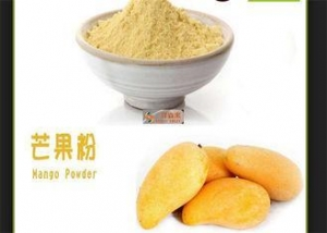 China Water Solubility Natural Pigment Mango Juice Powder No Artificial Colors on sale