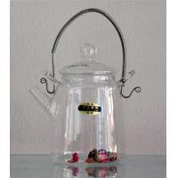 China Gao Sheng Hu Glass Tea Pot Produce code: GTP02 Product specification:350ml on sale