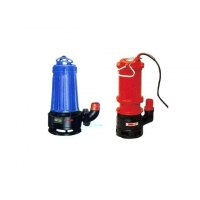 China WQK/QG,WQX series submersible sewage pump with cutting equipment on sale
