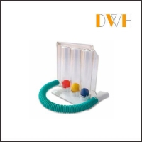 lung exerciser 3 ball Incentive spirometer