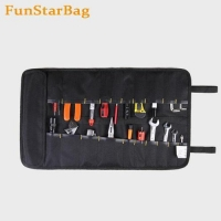 China High Quality Motorcycle Portable Roll Up Folding Tool Bag on sale