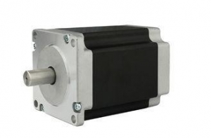 China Insulation Resistant Two Phase Bipolar Stepper Motor 0.9 Degree Stepper Angle on sale