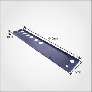 China China supply aluminium profile with laser , custom aluminum panel on sale