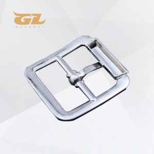 China 2017 20mm Hot sale custom alloy pin belt buckle on sale