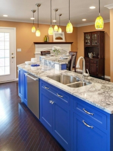 China Best Color For Kitchen Cabinets on sale