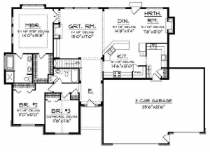 China Open Floor Plan House Designs on sale