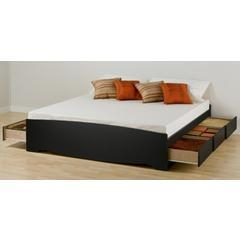 China Finley Platform Bed | Gray on sale