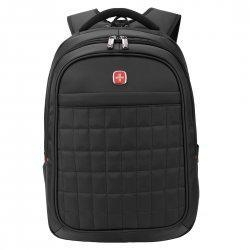 China New Style Bussiness Casual Backpack Large Capacity Black on sale