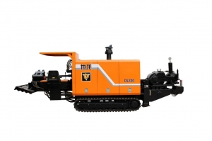 China High Speed 33 Ton Heavy Duty HDD Drilling Machine Air Cooling System on sale