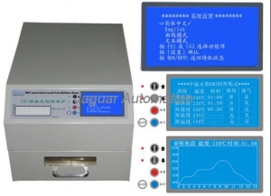 China DIP Wave Soldering Machine Table Top Reflow Oven Machine T3040 on sale