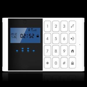 China China Wireless Intelligent GSM Alarm with Touch Screen, Keypad, Voice on sale