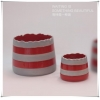 China Christmas decoration Christmas decoration pot for sale
