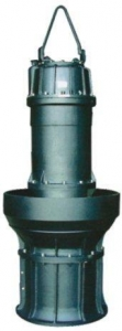 China Axial flow pump QZ Submersible Axial Flow Pump on sale