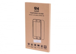 China Beautiful Premium Tempered Glass Packing Boxes Recycled Kraft Paper on sale