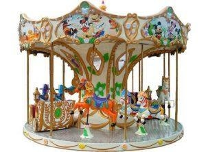 China Attractive Appearance Carousel Kids CS06Z01 on sale