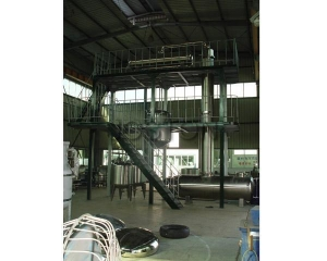 China solvent distill tower on sale