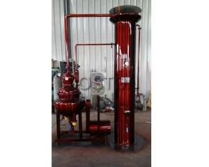 China fruit alcohol distill plant on sale