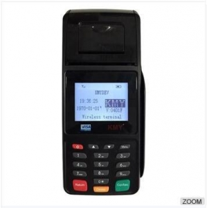 China High Security Banking Payment Handheld Portable Linux POS with Magnetic Card Reader & IC Card Reader on sale