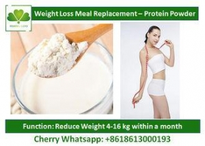 China Slimming Fast Meal Replacement Drinks Weight Loss Protein Powder For Detoxing on sale