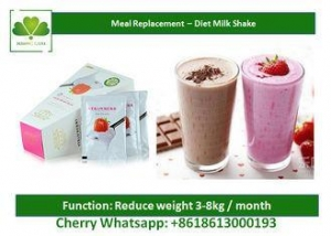 China Reduce Weight Natural Meal Replacement Shakes For Slimming Body / Detoxing on sale