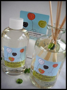 China Baked Apple 4 oz. Reed Diffuser Gift Set on sale