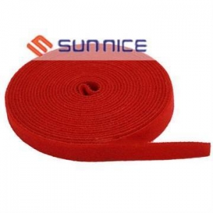 China Strong Stickiness Industrial Hook and Loop Tape on sale