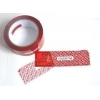 China Digital Russia Red Security Tape Provides Maximum Security With Perforation for sale