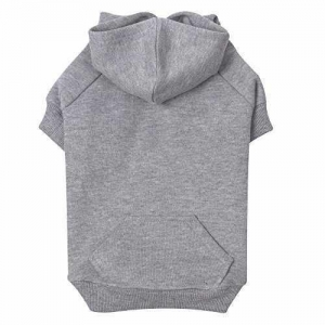 China Zack & Zoey Basic Hoodie for Dogs, 24 X-Large, Heather Gray on sale