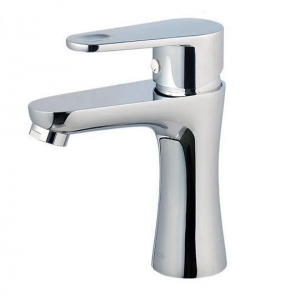 China KN8006 Bathroom Basin Kitchen Sink Flick Mixer Tap Faucet on sale