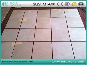 China Spanish Crema Marfil Beige Marble Slabs Fabricating for Bathroom and Kitchen DIY Design Tiles on sale