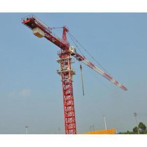 China 5t TC5008 Self-Raising Hammerhead Tower Crane on sale
