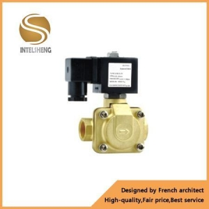 China brass valve XSB series Pilot Operated Diaphragm solenoid valve on sale