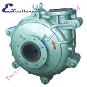 China EHM (R) Anti-corrosive slurry pump on sale