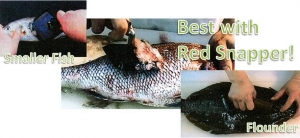 China MAGICAL FISH SCALE REMOVER on sale