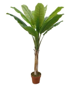 China Artificial Large Trees 1.5 m large banana Y8328-13-1TS on sale