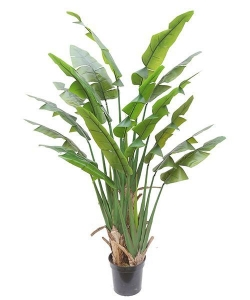 China Artificial Large Trees Simulation travel banana 2.3 m Y8158-17-3TS on sale
