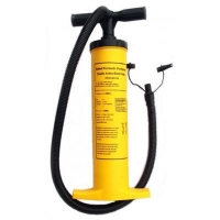 China Portable silent air pump hand operated air pump for inflatables on sale