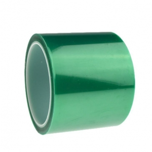 China PET Silicone Tape for PCB Soldering on sale